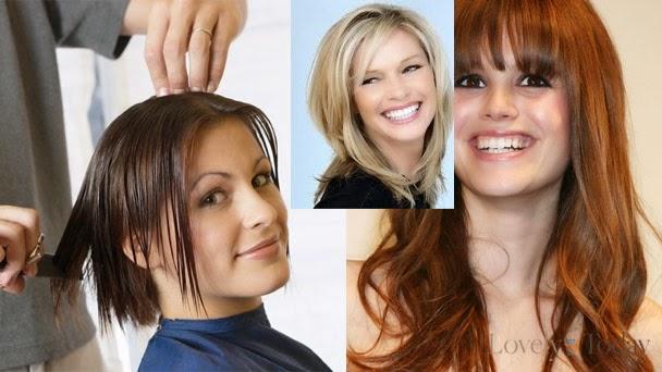 Gaya Rambut Yang Cocok Untuk Orang Kurus