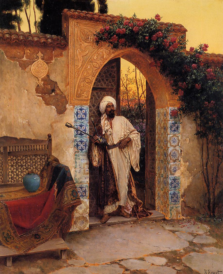 orientalism in art Orientalism & the visual arts research sources & tips  regarded by experts as one of a handful of the most comprehensive collections of islamic art in the.
