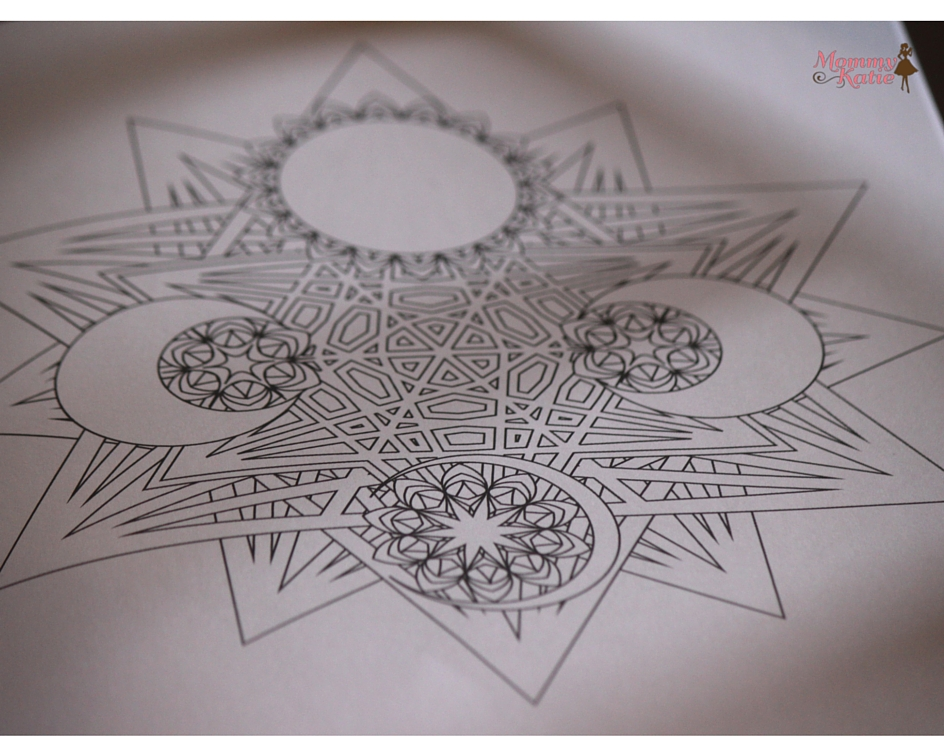 Mindful Relaxation With Coloring Dream Mandalas