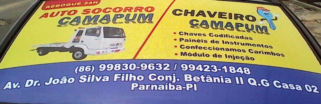 AUTO SOCORRO E CHAVEIRO CAMAPUM