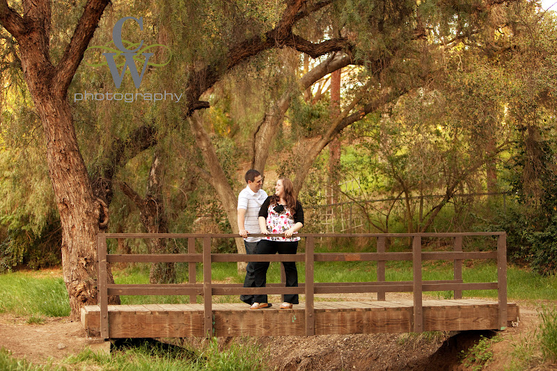 Engagement Portrait, Fullerton