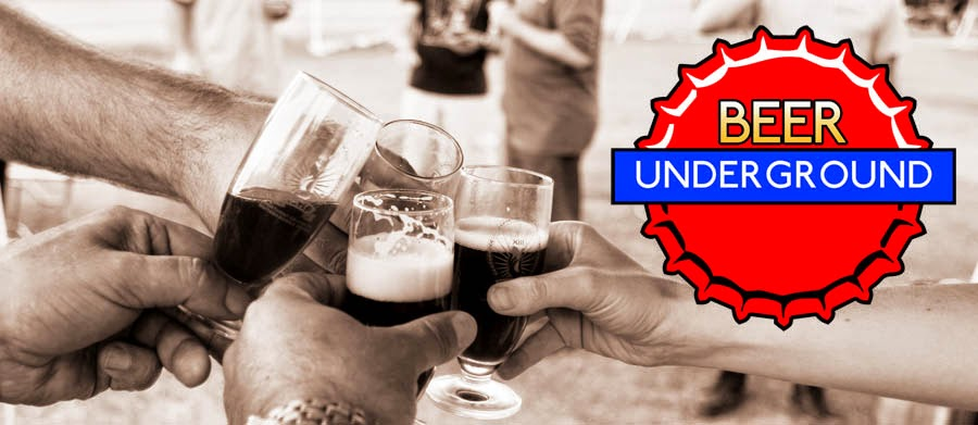 Beer UnderGround A Homebrew Club