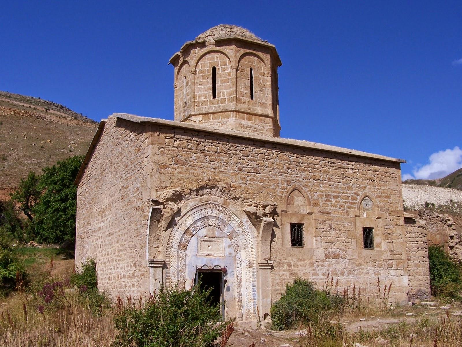 İmera Manastırı Olucak Köyü