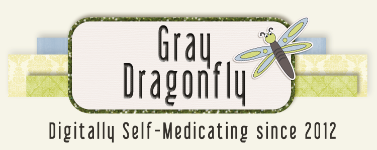 The Gray Dragonfly