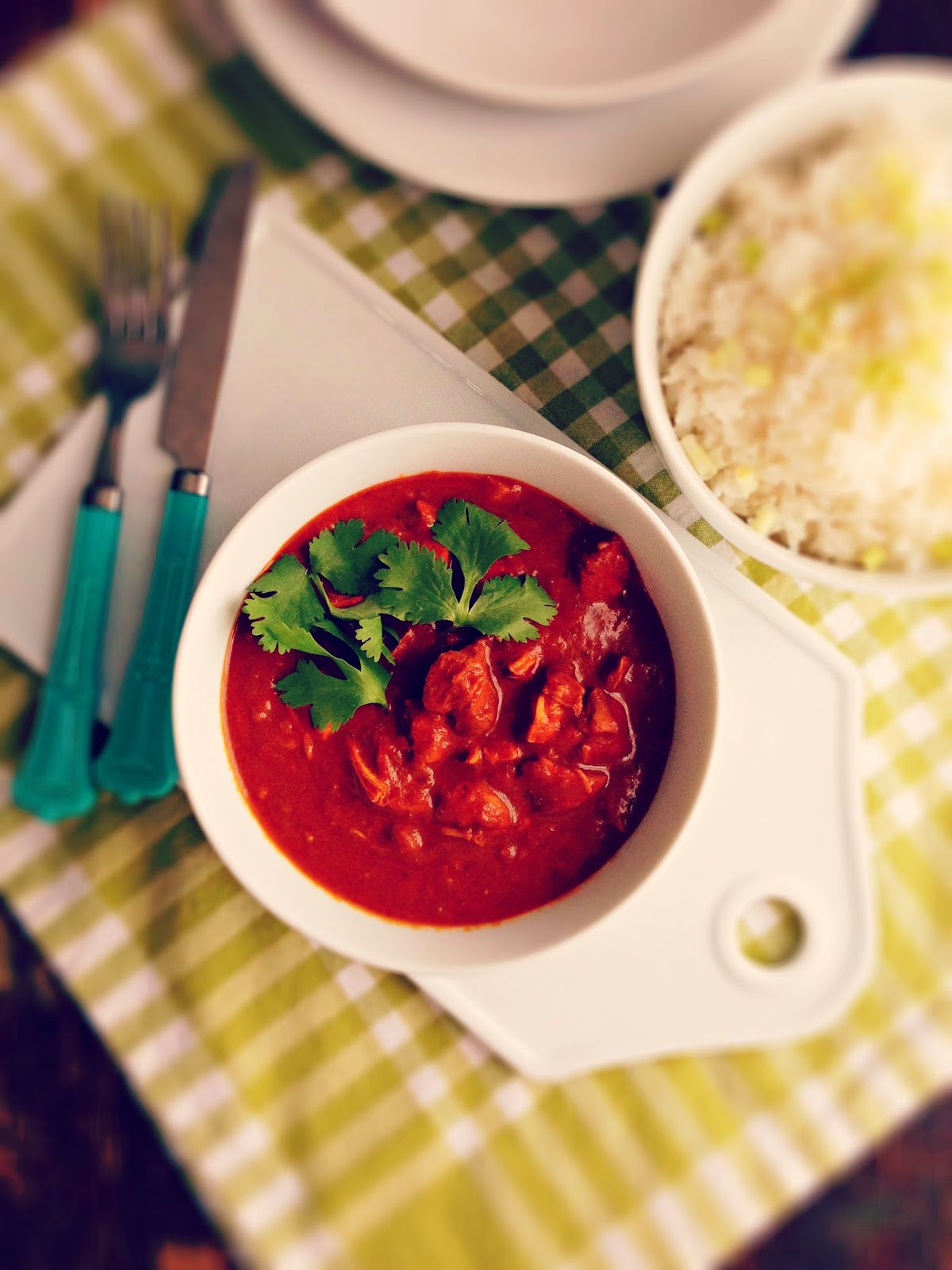 sweetsugarbean: DIY Takeout: Slow Cooker Butter Chicken