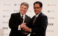 Garuda Mendapatkan Lagi Penghargaan Internasional
