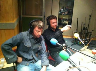 blur bbc, blur beebs, blur steve lamacq, grahamcoxon steve lamacq, graham coxon radio, damon albarn radio interview
