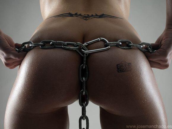 Jose Manchado deviantart fotografia modelos mulheres sensuais cordas correntes fetiche sadomasoquismo