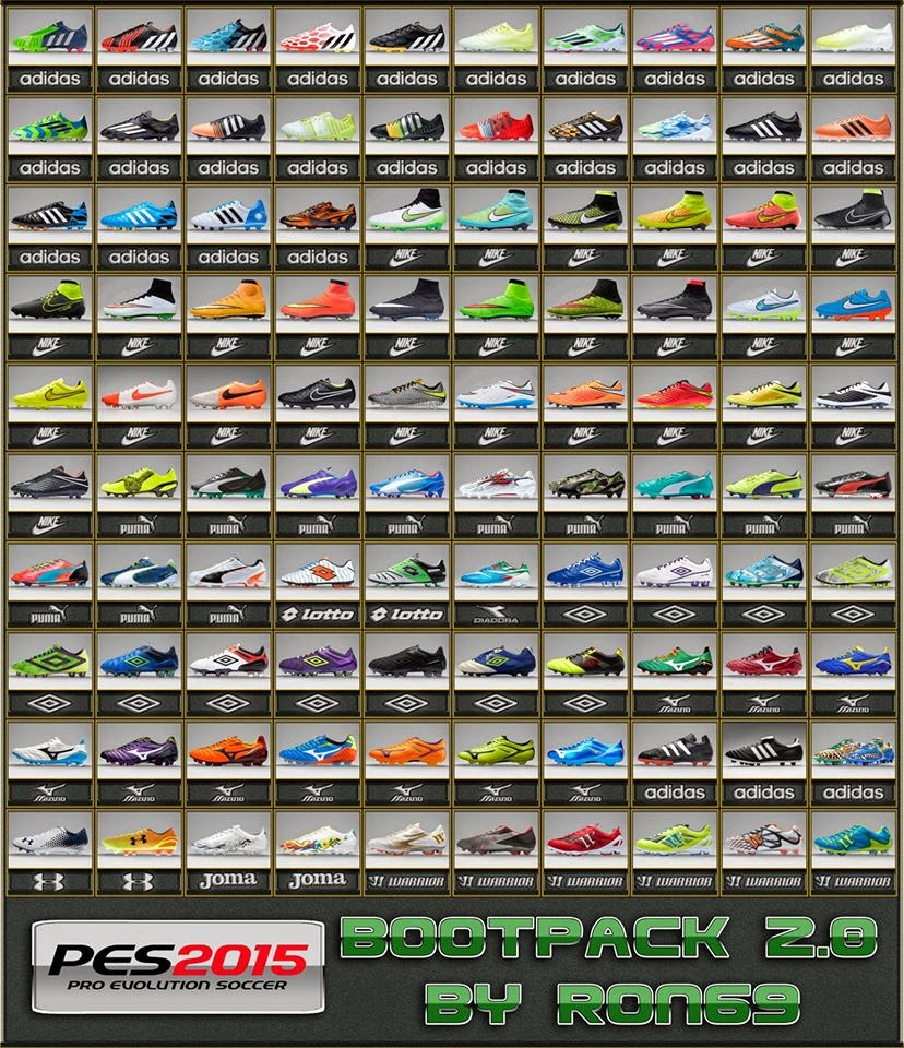 Download Update Bottpack Pes 2015