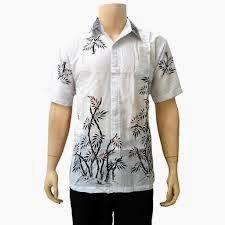 Model baju batik pria dan remaja