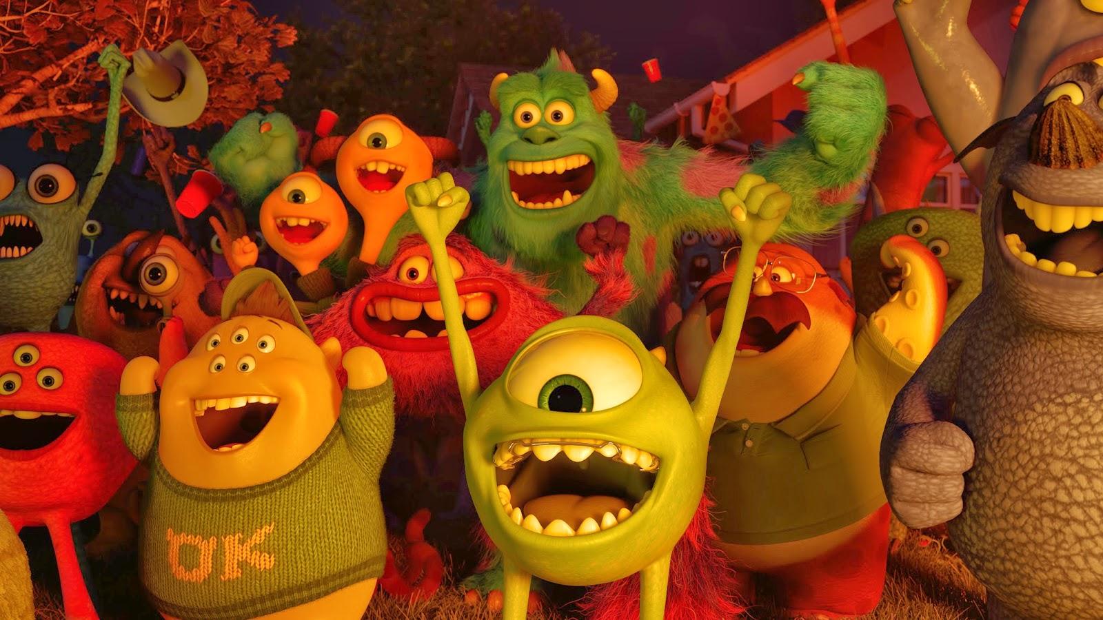 Pixar Corner: 'Party C...