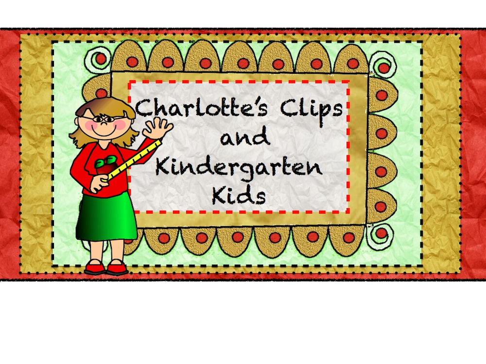 Charlotte&#39;s Clips and Kindergarten Kids