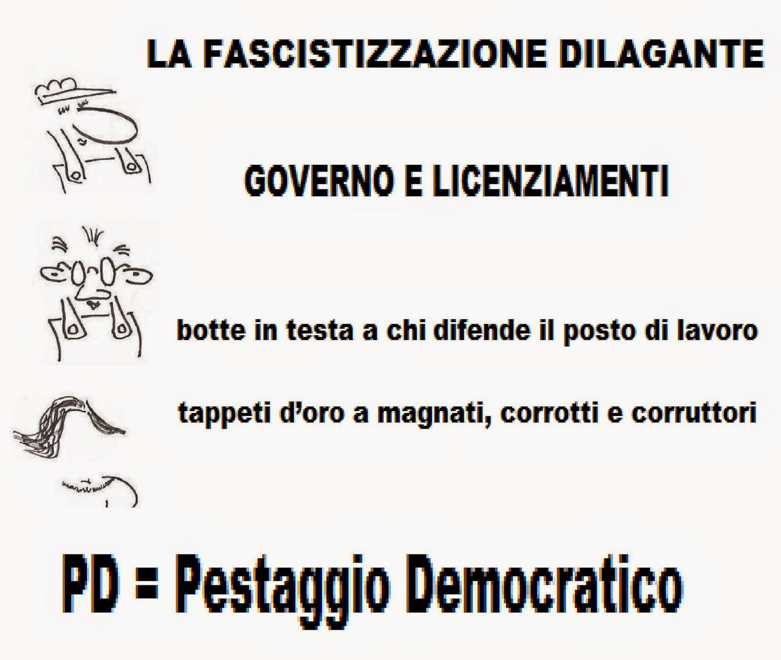 Risultati immagini per fascistizzazione immagini