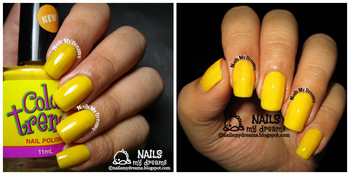 Nails My Dreams: Color Trends Sherbet Nail Polish Collection ...