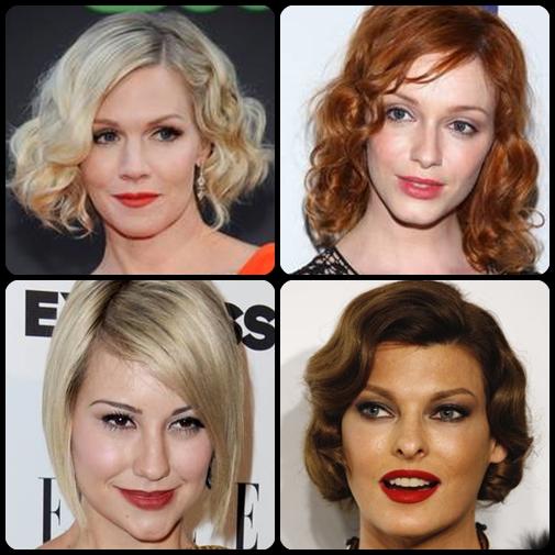 Peinados para mujeres según la forma del rostro Diariofemenino - Peinados Para Rostro Corazon