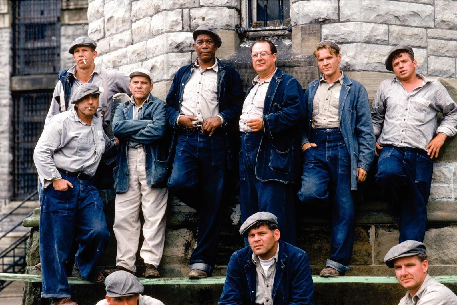 Retro Kimmer S Blog Shawshank Redemption Premiered Sept