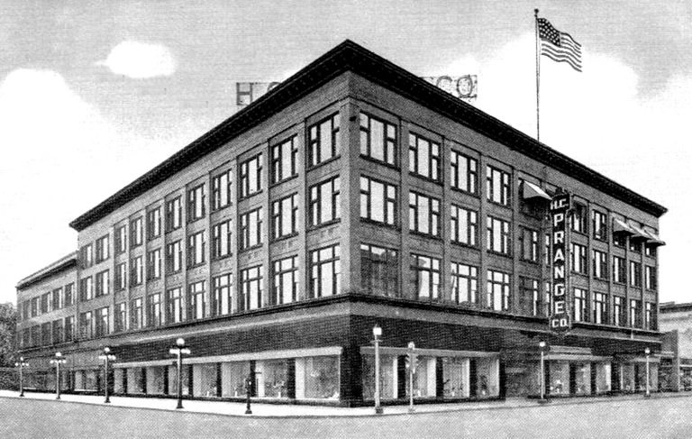 The Department Store Museum: H. C. Prange Co., Sheboygan, Wisconsin