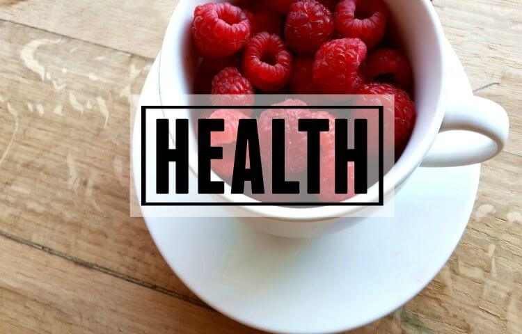 Health Page Header