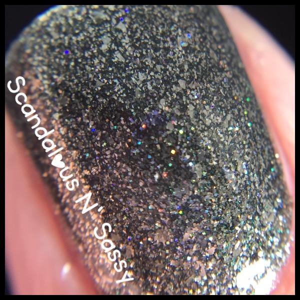 KB Shimmer Black Pearl macro