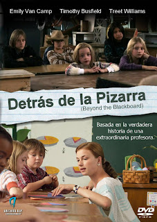 Detrás de la Pizarra Poster