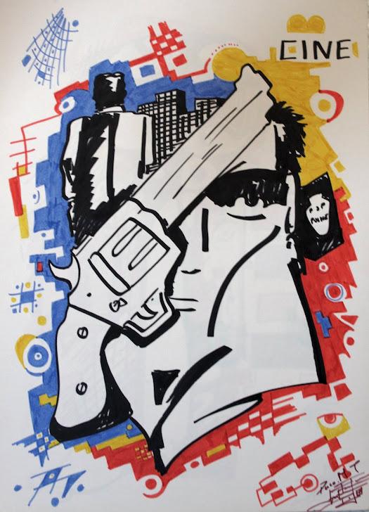 Cine policiaco 25-1-91