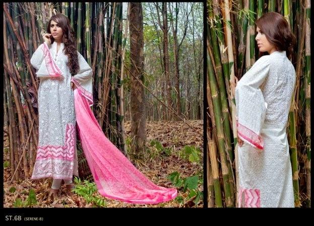 lawn Eid dresses collection by Zainab Chuttani