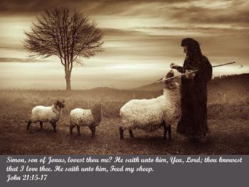 วันศุกร์ สัปดาห์ที่ 7 เทศกาลปัสกา: ท่านรักเราไหม