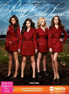 Pretty Little Liars - Season 4 (Tập 12/24)