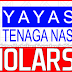 Yayasan Tenaga Nasional Scholarship (Master and PhD) 2013