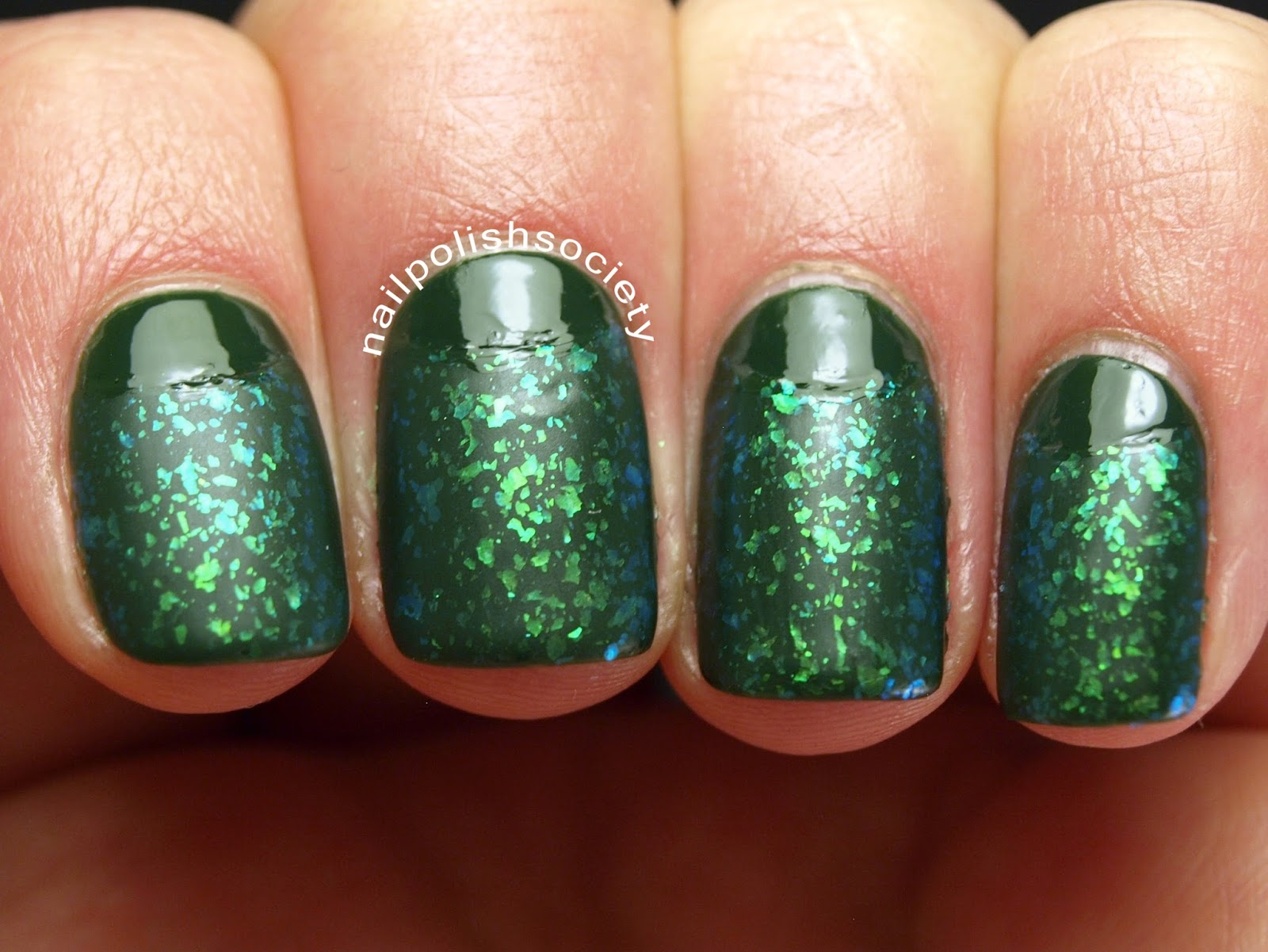 Nail Polish Society: March 2014