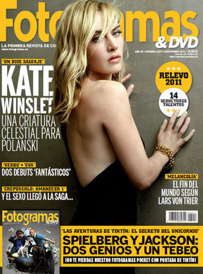 Revista: Fotogramas [España] - Noviembre 2011 [PDF | Español | 131.56 MB]