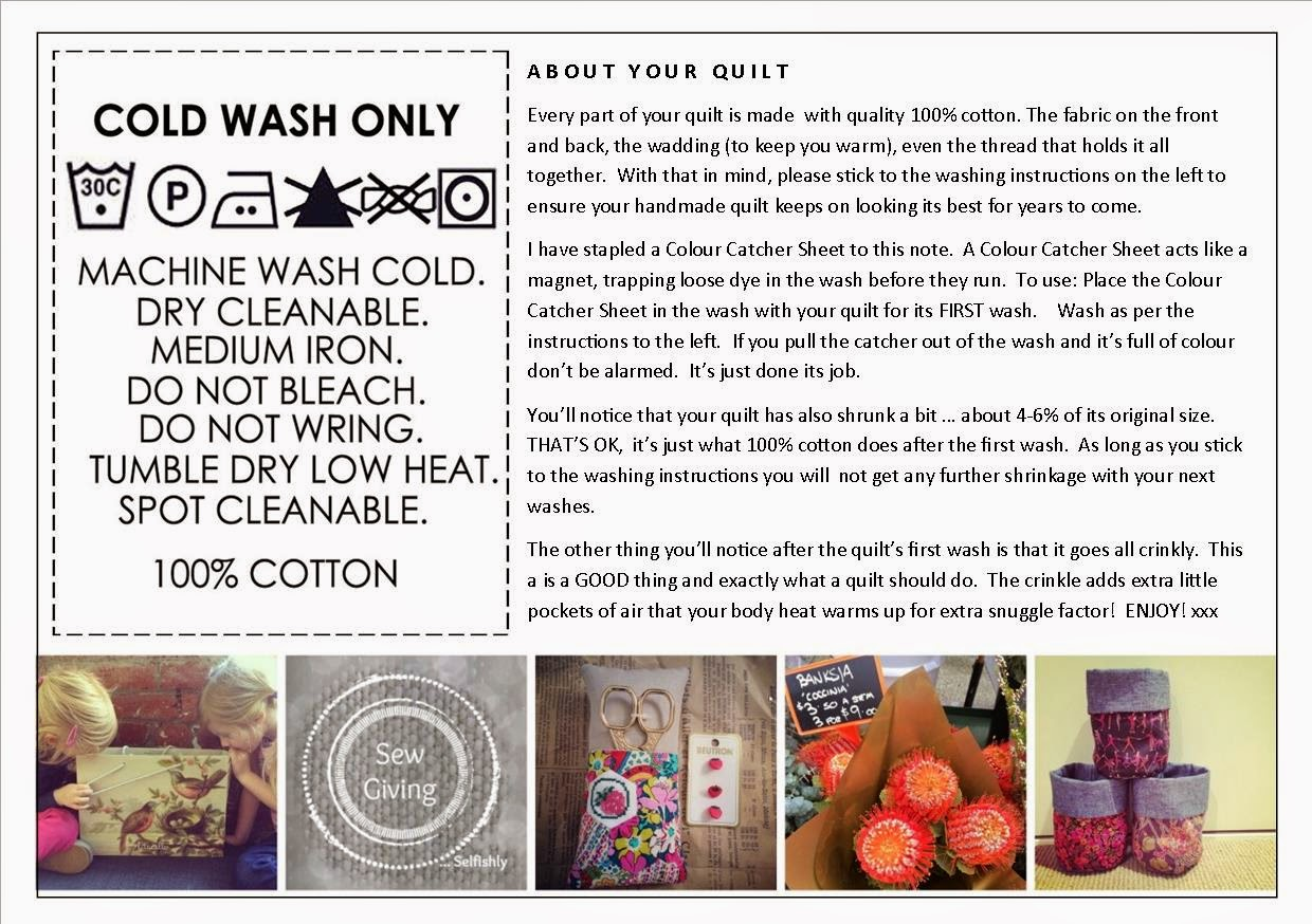 grangers 2 in 1 washing instructions