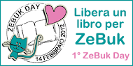 Libera un libro per Zebuk!