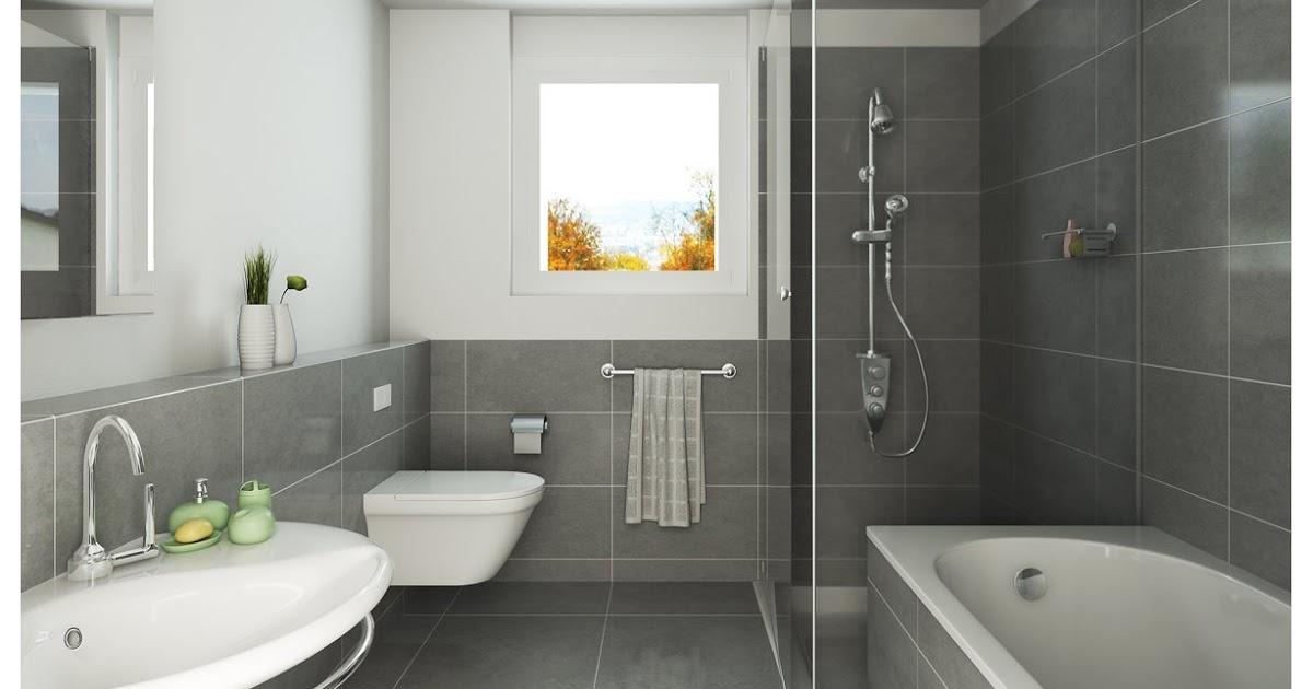 contoh interior kamar mandi