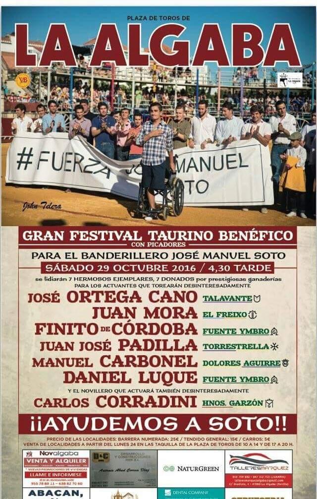 Festival Soto La Algaba