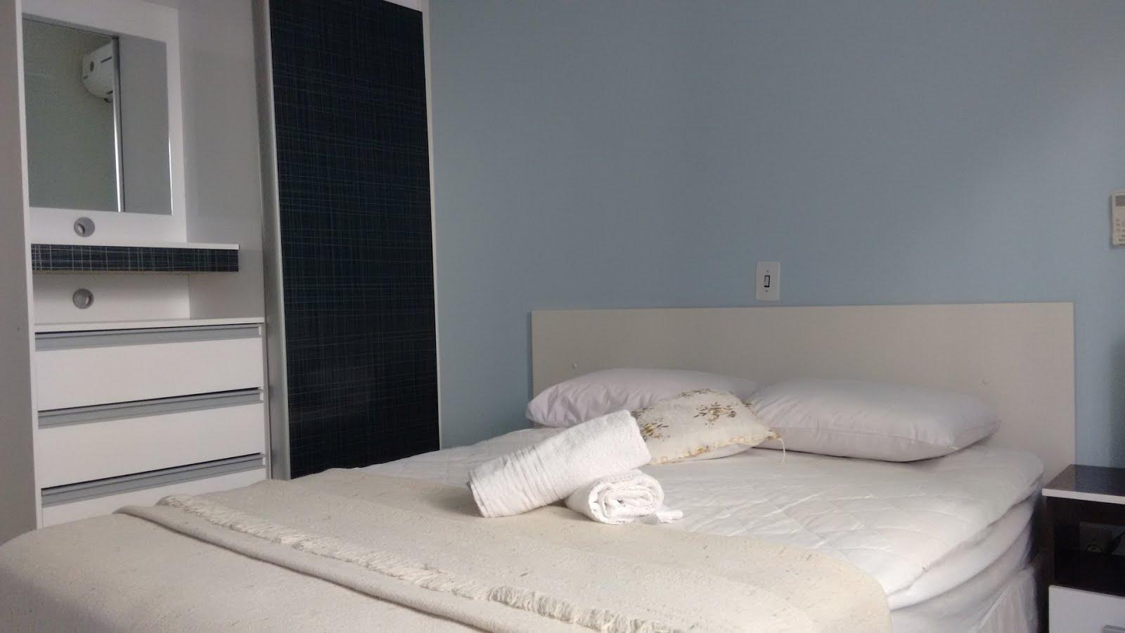 1 dormitorio (2 ate 4 pessoas)