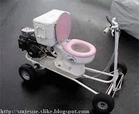 Smjesne slike, pokretni wc, smješne, smješni, 2012