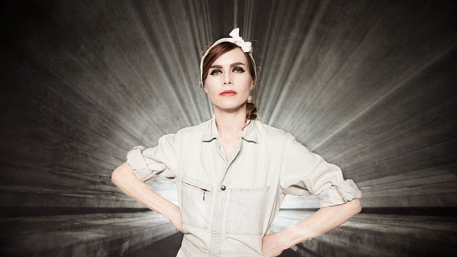 Nina Persson New Video Food For The Beast