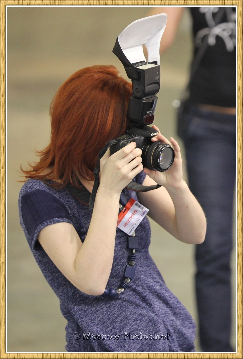 Moscow Canon Photographer