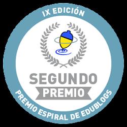 Ganadores Espiral Edublogs 2015