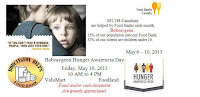 image Hunger Awareness Day Banner Bobcaygeon Helps Foodbank