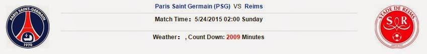 Kèo thơm cá cược PSG vs Stade Reims