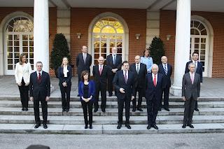 Ministros de Rajoy - Derecho Constitucional