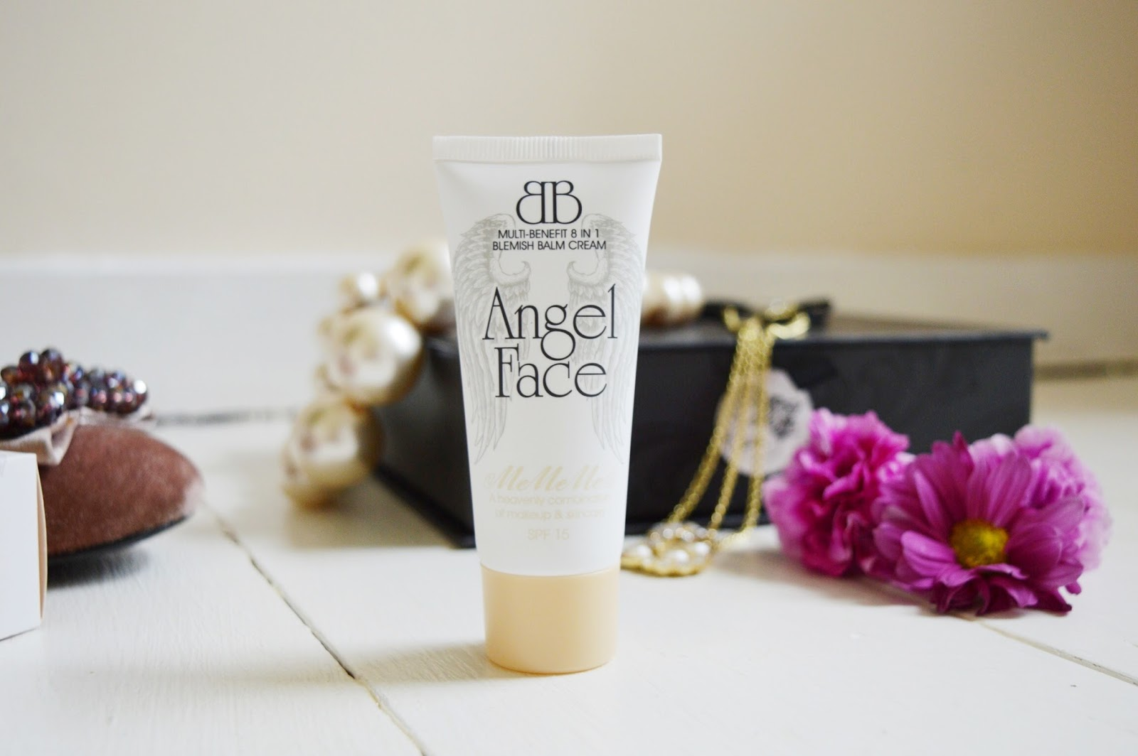 MeMeMe Angel Face BB Cream review, FashionFake, beauty blogs