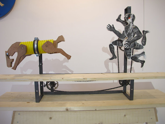 cirque, brigitte rio, cheval, exposition cirque, circus, gravure, sculpture, livre d'artiste, artist book, serigraphie