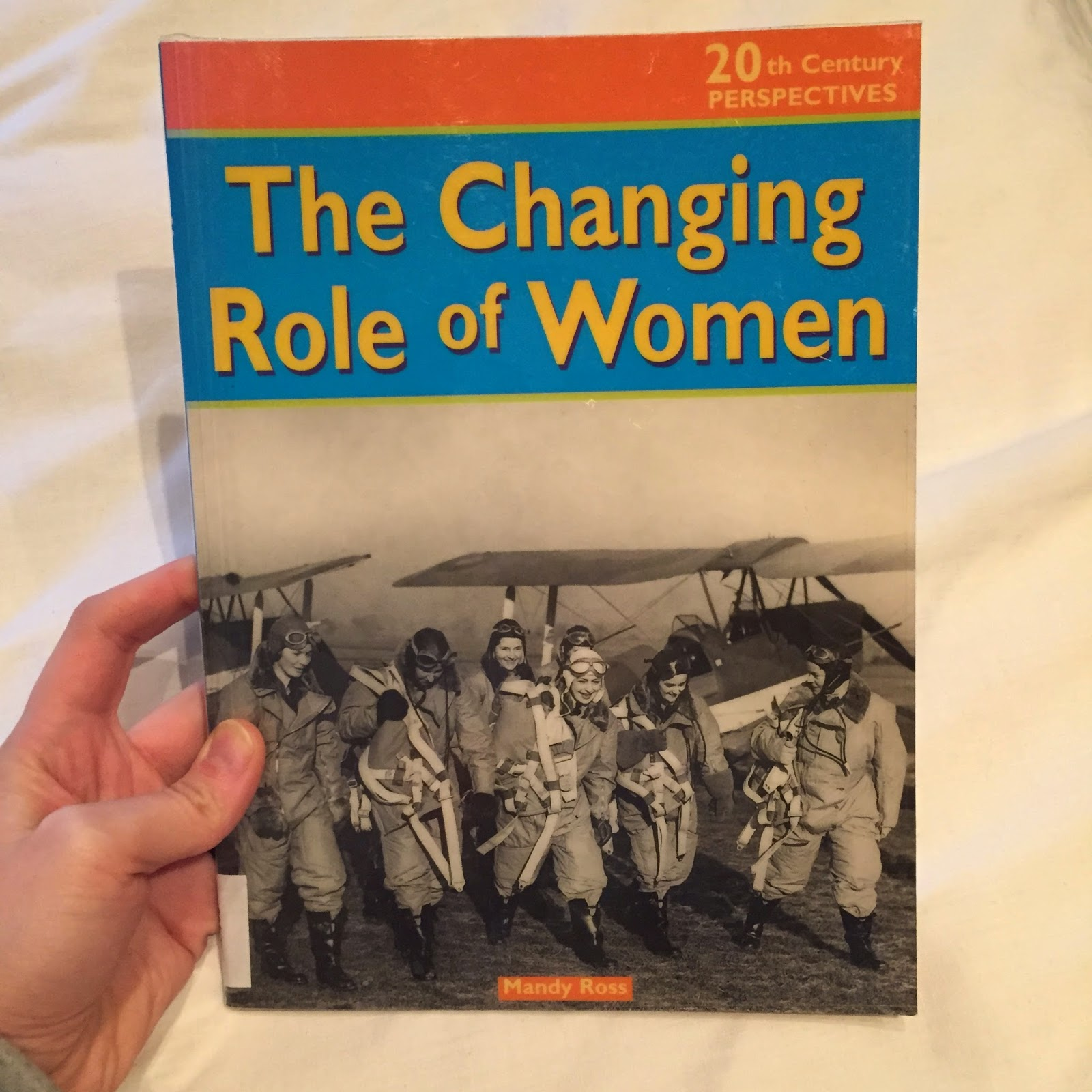 the changing roles of women of