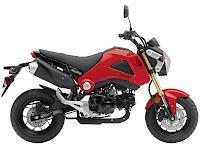 Gambar Motor 2014 Honda Grom 125 #1