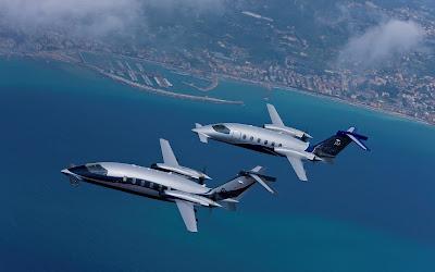 Aviones volando