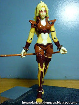 Thundercats 2011 Cheetara on Dark Lord Dungeon  Thundercats  Cheetara  2011