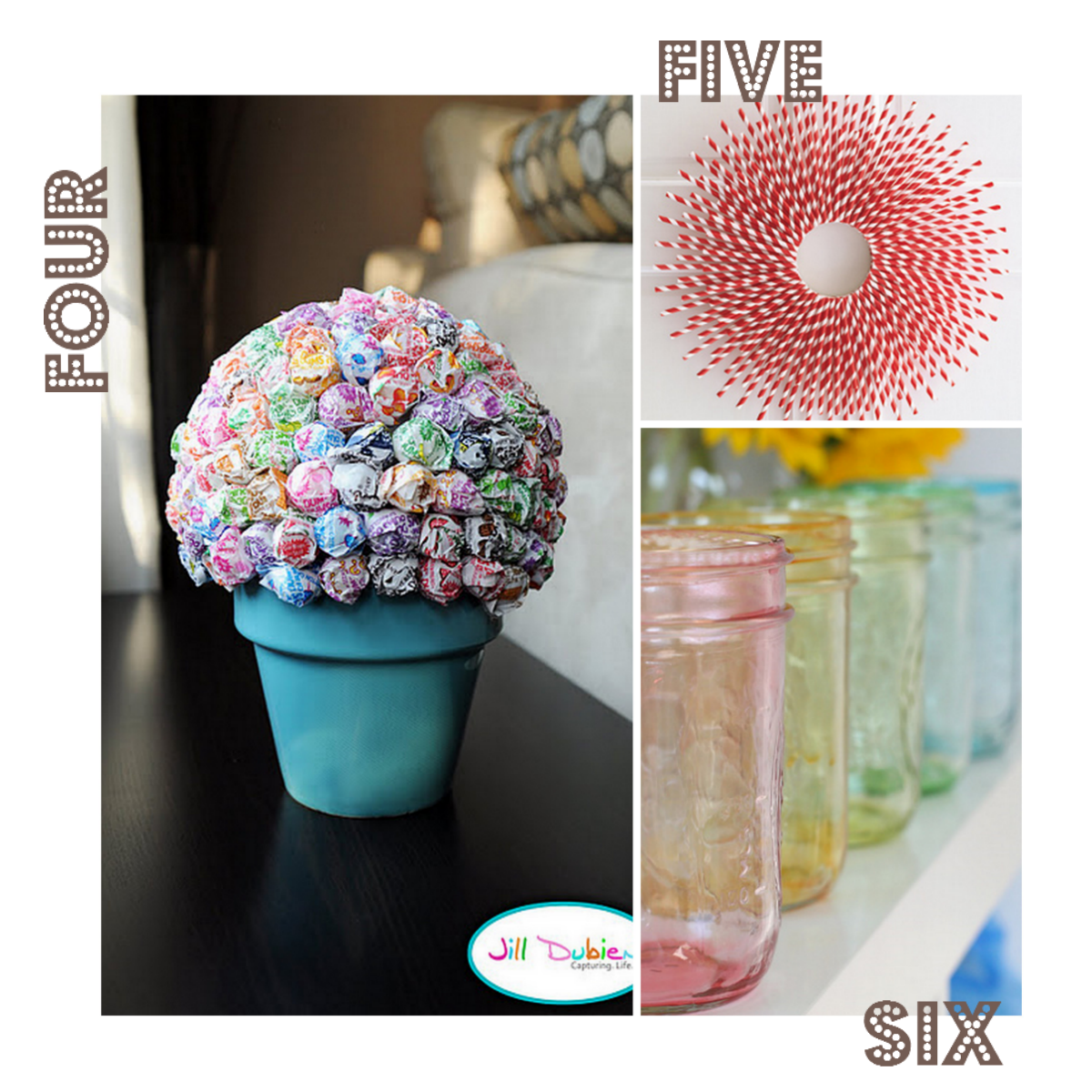 The love of cupcake blog diy party decorations - Diy decorating ...